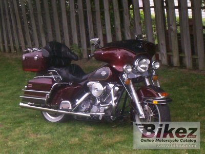1984 Harley-Davidson FLHTC 1340 Electra Glide Classic