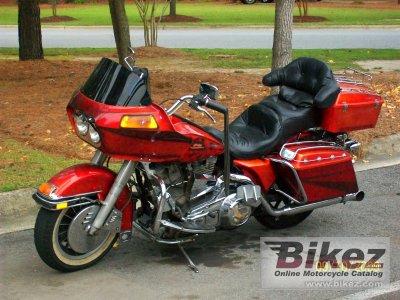 1984 Harley-Davidson FLTC 1340 Tour Glide Classic