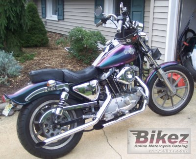 1985 Harley-Davidson XLH 1000 Sportster photo