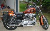 1985 Harley-Davidson XLS 1000 Roadster photo