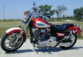 1985 Harley-Davidson FXRS 1340 Low Glide photo