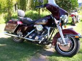 1985 Harley-Davidson FLTC 1340 Tour Glide Classic photo