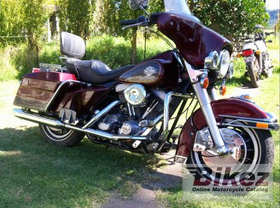 1985 Harley-Davidson FLTC 1340 Tour Glide Classic