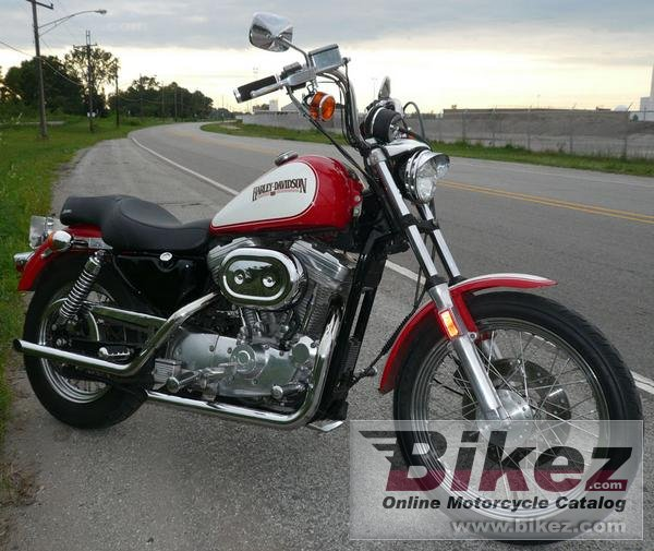 icago IN xlh sportster 883 evolution