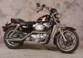 1986 Harley-Davidson XLH Sportster 1100 Evolution photo