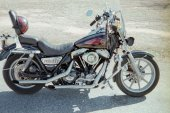1986 Harley-Davidson FXR 1340 Super Glide photo
