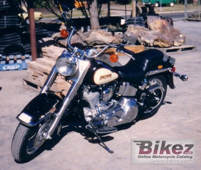 1986 Harley-Davidson FXST 1340 Softail photo