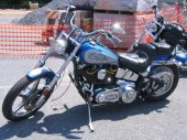 1986 Harley-Davidson FXST 1340 Softail Custom photo