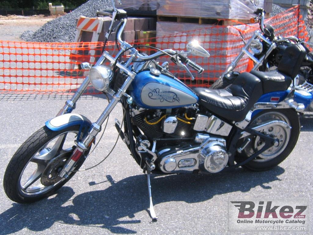 nymous user. fxst 1340 softail custom