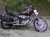1986 Harley-Davidson FXWG photo