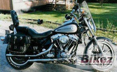 1986 Harley-Davidson FXRS 1340 Low Rider Sport Edition