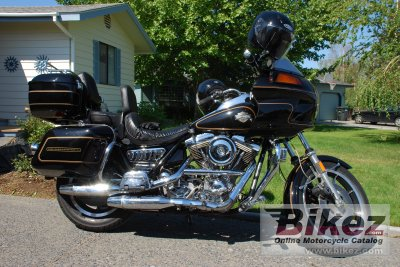 1986 harley davidson fxrt 1340 sport glide specifications for Harley davidson motor credit