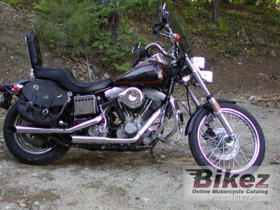 1986 Harley-Davidson FXWG