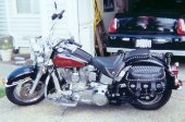 1987 Harley-Davidson FLST 1340 Heritage Softail photo