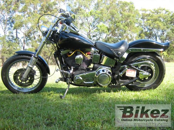 1987 Harley-Davidson FXST 1340 Softail photo