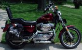 1987 Harley-Davidson XLH Sportster 1100 Evolution photo