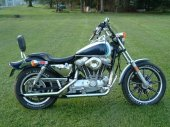 1987 Harley-Davidson XLH Sportster 883 Evolution photo