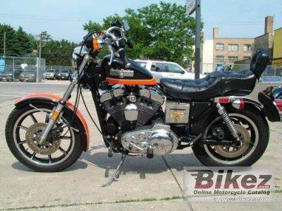 1987 Harley Davidson Xlh Sportster 1100 Evolution De Luxe