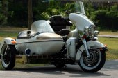 1988 Harley-Davidson FLHTC 1340 (with sidecar) photo