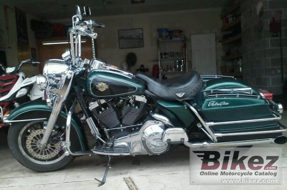 1988 Harley-Davidson FLHTC 1340 Electra Glide Classic