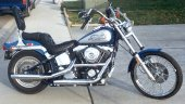 1988 Harley-Davidson FXSTC 1340 Softail Custom photo