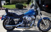 1988 Harley-Davidson FXRS 1340 Low Rider (reduced effect)