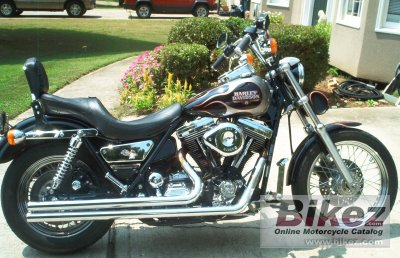 1988 Harley-Davidson FXR 1340 Super Glide photo