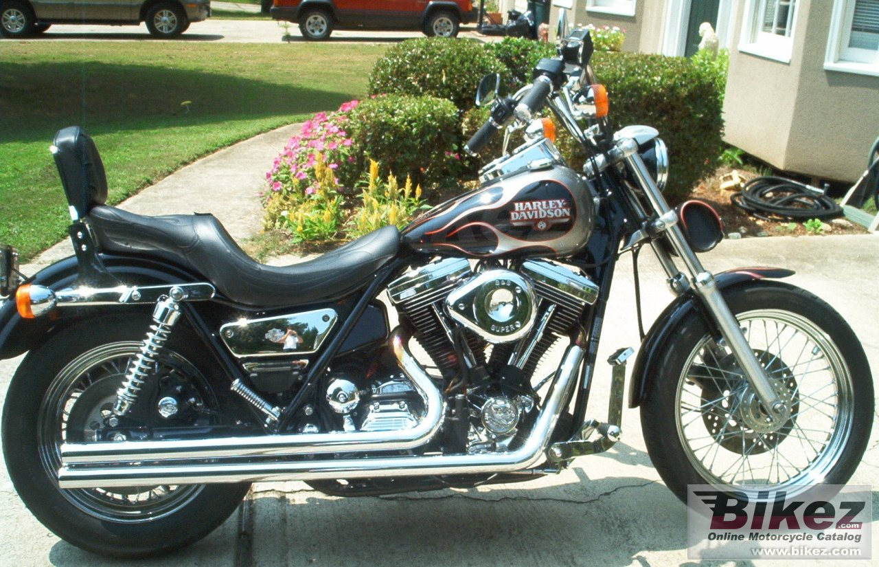 Scott Fortenberry fxr 1340 super glide