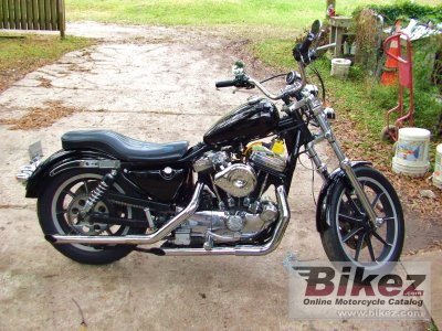 1988 Harley-Davidson XLH Sportster 1200 photo
