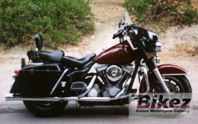 1988 Harley-Davidson FLHS 1340 Electra Glide Sport