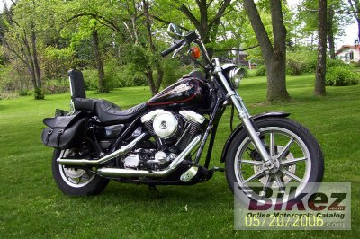 1988 Harley-Davidson FXRS 1340 SP Low Rider Special Edition