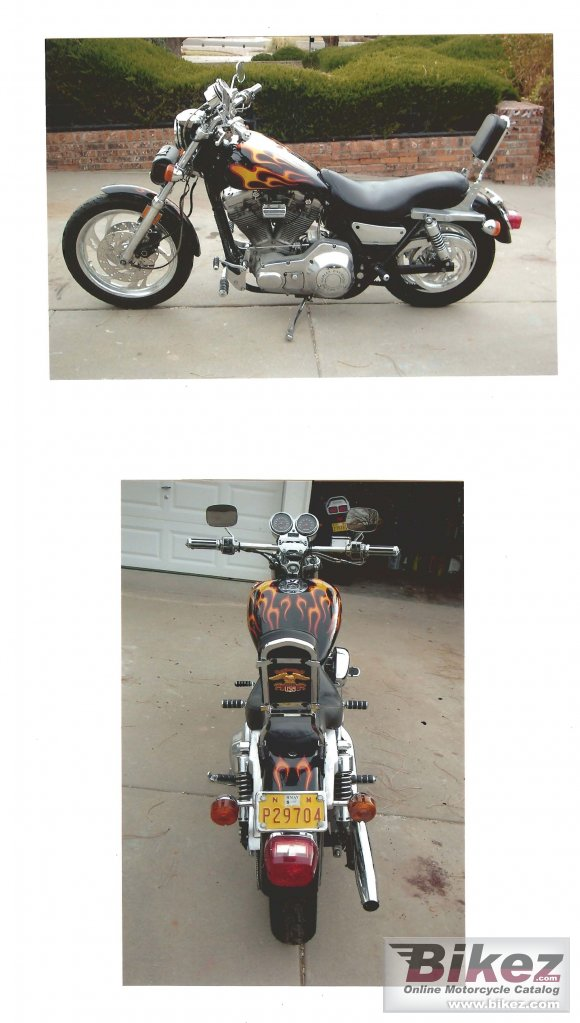 1989 Harley-Davidson FXRS 1340 SP Low Rider Special Edition photo