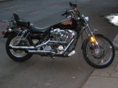1989 Harley-Davidson FXLR 1340 Low Rider Custom photo