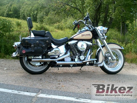 1989 Harley-Davidson FXSTC 1340 Softail Custom photo