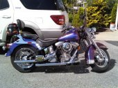 1989 Harley-Davidson FLST 1340 Heritage Softail photo