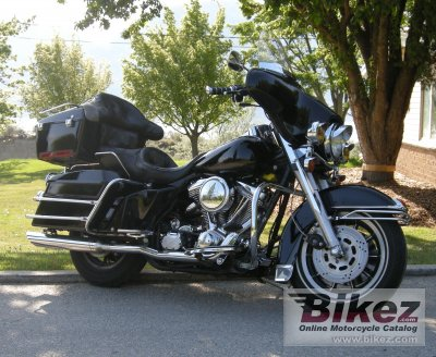 1989 Harley-Davidson FLHTC 1340 Electra Glide Classic photo
