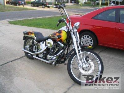 1989 Harley Davidson 1340 Springer Softail Reduced Effect