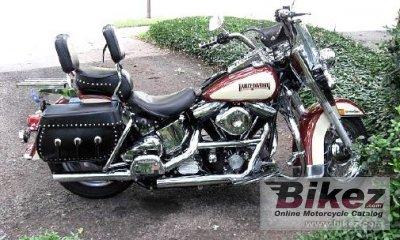 1989 Harley-Davidson FLSTC 1340 Heritage Softail Clic (reduced ...