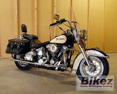 1989 Harley-Davidson FLSTC 1340 Heritage Softail Clic ...