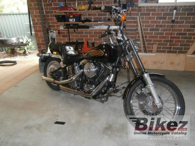 1989 Harley-Davidson FXST 1340 Softail specifications and pictures