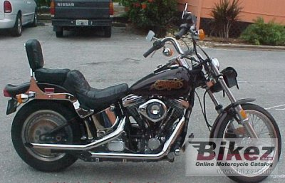 1989 Harley Davidson FXSTC 1340 Softail Custom