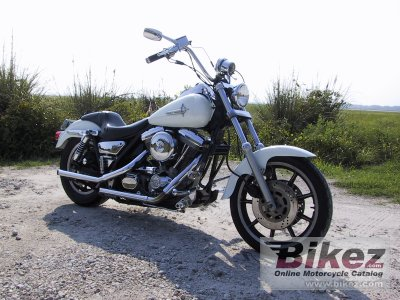 1990 Harley-Davidson FXR 1340 Super Glide photo