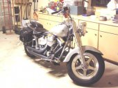 1990 Harley-Davidson FXRS 1340 SP Low Rider Special Edition photo