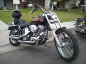1990 Harley-Davidson FXST 1340 Softail photo
