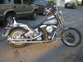 1990 Harley-Davidson Springer Softail photo