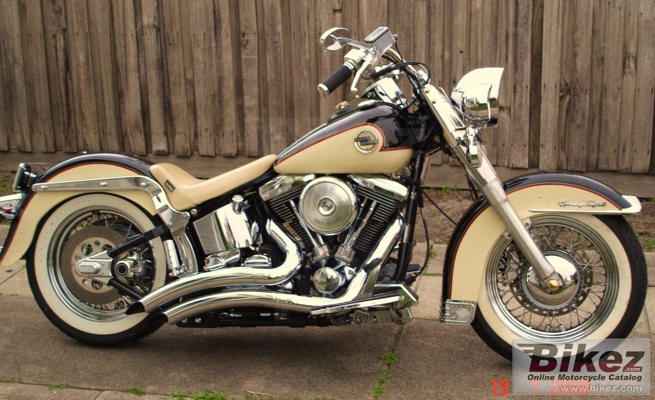 Harley-Davidson FLSTC 1340 Heritage Softail Classic picture