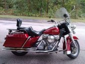 1990 Harley-Davidson FLHS 1340 Electra Glide Sport (reduced effect) photo
