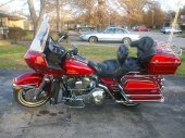 1990 Harley-Davidson FLTC 1340 Tour Glide Classic photo