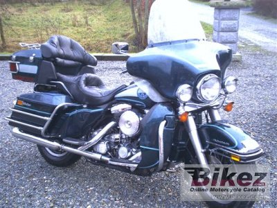 Motorcycle For Sale Dallas >> 1990 Harley-Davidson Electra Glide Ultra Classic specifications and pictures