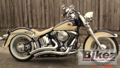 1990 harley-davidson fist 1340 heritage softail specifications and